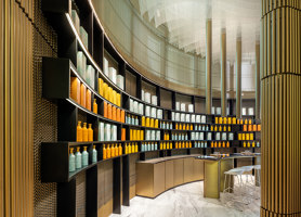 Guiniang Experience Store   Shop interiors   Ippolito Fleitz Group