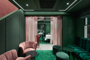 Bluebells Restaurant | Restaurant interiors | PENSON
