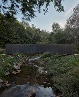 Footbridge over Dřetovický potok | Bridges | Ondřej Císler & Petr Tej