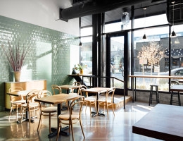 Elm Coffee Roasters | Café interiors | Olson Kundig