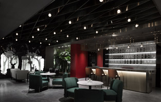 Meitao Ceramics Sales Center | Shop interiors | Foshan Topway Design