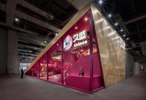 Folding garden | Trade fair stands | TOWOdesign