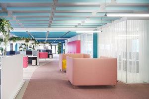 The Maldives of Design - Roman Klis Design | Office facilities | Ippolito Fleitz Group