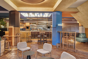 Karavaan | Café interiors | Studio Modijefsky