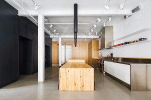 McGill 120 | Living space | LA FIRME