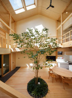 House in Kyoto | Living space | 07BEACH