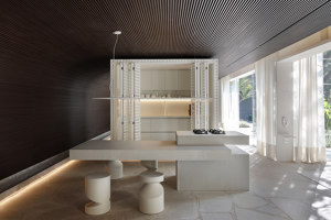 Dendê Duratex House | Living space | Nildo José