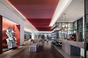 Fuzhou Vanke Golden Field of International Reception Center   Shop interiors   Waterfrom Design