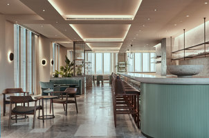 The Stratford | Hotel interiors | Space Copenhagen