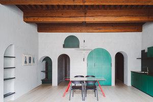Apartment XVII | Living space | studio razavi architecture