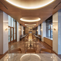 Radiocafé Vinohradská 12   Café interiors   CMC Architects