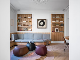 Apartment XVI | Living space | studio razavi architecture