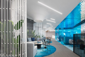 CIFI Sales Center Qingdao | Shop interiors | Ippolito Fleitz Group