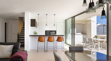 Los Flamingos | Living space | Alejandro Giménez Architects