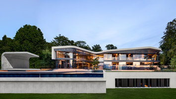 Villa Courbe | Detached houses | SAOTA