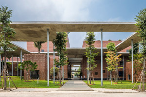 Viettel Academy Educational Centre | Universities | Vo Trong Nghia Architects