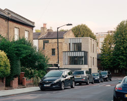 Corner House | Detached houses | 31/44 Architects