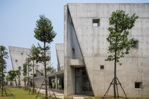 Viettel Offsite Studio | Office buildings | Vo Trong Nghia Architects