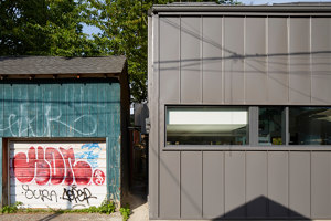 College Laneway House | Detached houses | LGA Architectural Partners