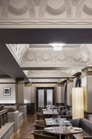 Hotel Café Royal | Hotel interiors | Lissoni & Partners