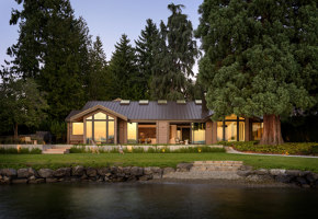 Sequoia Point | Detached houses | Olson Kundig