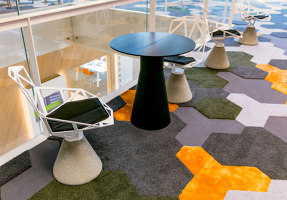 Peab Headquarter | Manufacturer references | Vorwerk