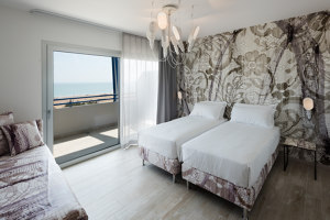 Bibione Palace Hotel | Manufacturer references | INSTABILELAB