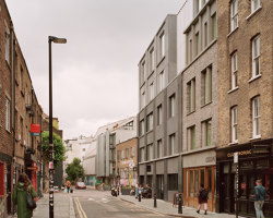 Redchurch Townhouse | Hotels | 31/44 Architects