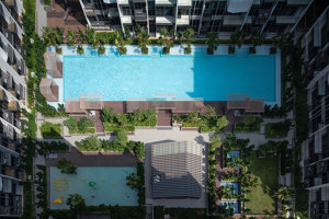 The Alps Residences | Apartment blocks | G8A Architecture & Urban Planning