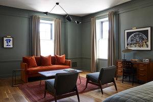 Hotel Kinsley | Hotel interiors | Studio Robert McKinley