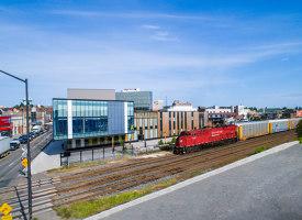 McEwen School of Architecture   Universities   LGA Architectural Partners