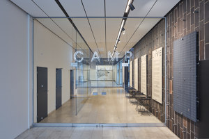 CAMP – Center for Architecture and Metropolitan Planning | Office facilities | NOT BAD
