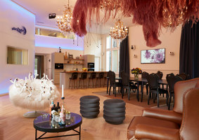 Radio Zuersee   Club interiors   Susanne Fritz Architekten