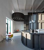 House of Wine   Bar interiors   Chybik + Kristof Architects & Urban Designers