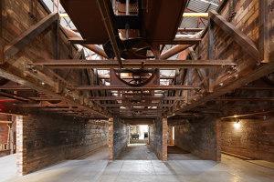 Evergreen Brick Works Kiln Building Redevelopment | Church architecture / community centres | LGA Architectural Partners