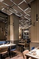 Feel | Intérieurs de restaurant | LAI STUDIO, Maurizio Lai