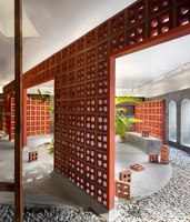 The TerraMater | Showrooms | Renesa Architecture Design Interiors
