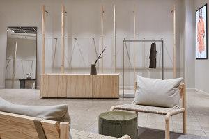 Nanso | Intérieurs de magasin | Studio Joanna Laajisto