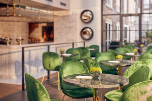 Pulitzer Amsterdam | Hotel interiors | Lore Group