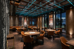 IYO Aalto | Intérieurs de restaurant | LAI STUDIO, Maurizio Lai