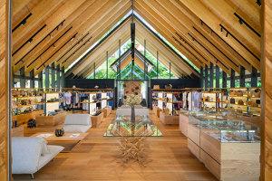Amanpuri Retail Pavilion | Shops | Kengo Kuma