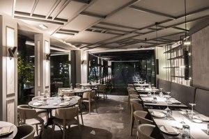 Kisen Fusion Restaurant | Restaurant interiors | LAI STUDIO, Maurizio Lai