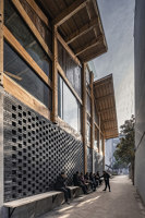 Party and Public Service Center of Yuanheguan Village | Arquitectura religiosa / centros sociales | LUO studio