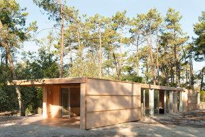 Wooden Villa at Soulac-sur-Mer | Case unifamiliari | Nicolas Dahan