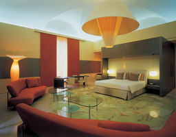 3 suite dell'Hotel Exedra Boscolo | Manufacturer references | Olivari
