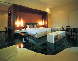 3 suite dell'Hotel Exedra Boscolo   Manufacturer references   Olivari