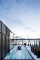 Strøm Spa Nordique Vieux-Québec | Spa Anlagen | LEMAYMICHAUD Architecture Design