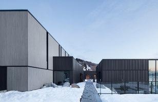 Strøm Spa Nordique Vieux-Québec | Inmpianti SPA | LEMAYMICHAUD Architecture Design