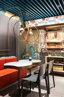 Caffè Belvedere | Caffetterie - Interni | Ippolito Fleitz Group