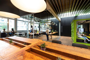 6280.CH Coworking Hub | Office facilities | Evolution Design